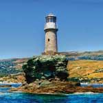 Andros - Tourlitis Lighthouse