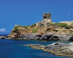 Άνδρος - Ενετικό Κάστρο